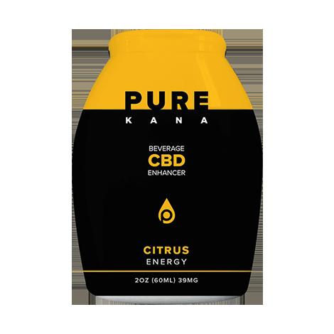 PureKana Citrus Energy Beverage Enhancer