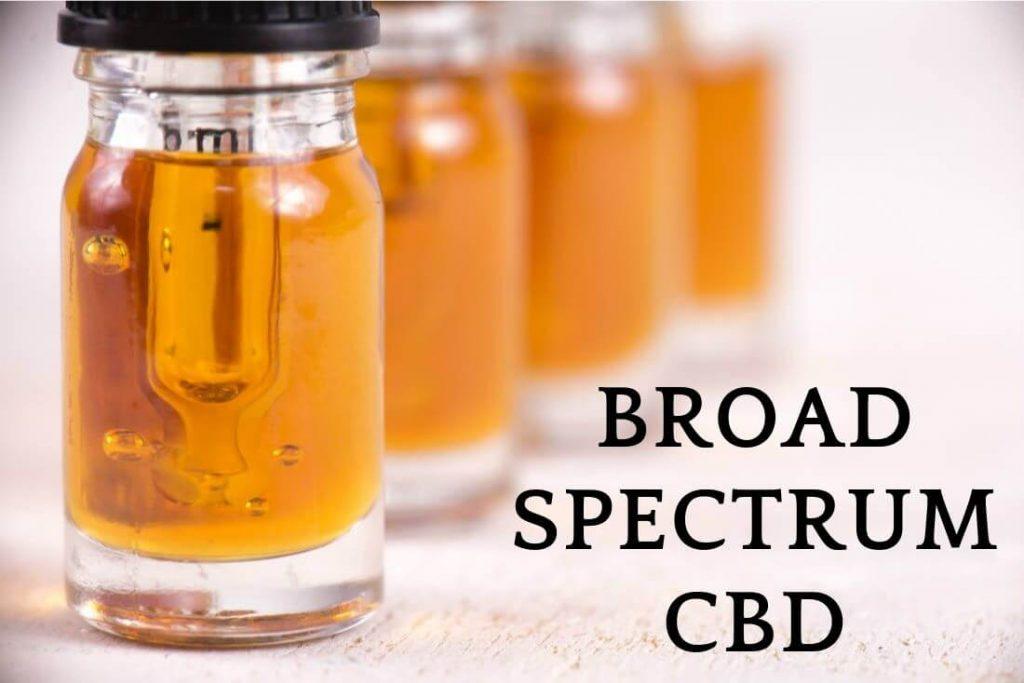 Broad Spectrum CBD