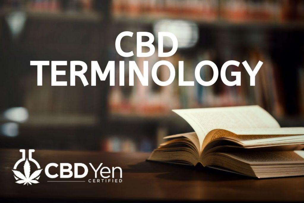CBD Terminology