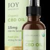Joy Organics CBD Oil Fresh Lime